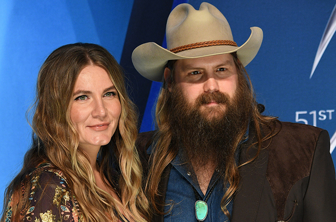 Chris Stapleton Wife