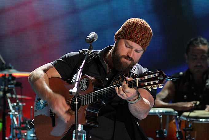 Top Zac Brown Band's Hits