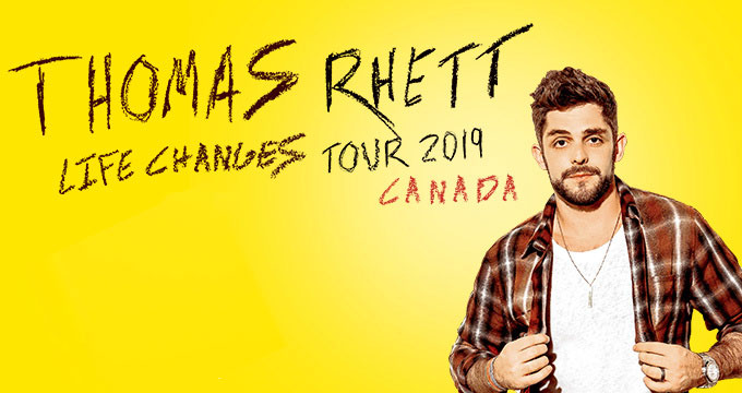 Life Changes Canada Tour