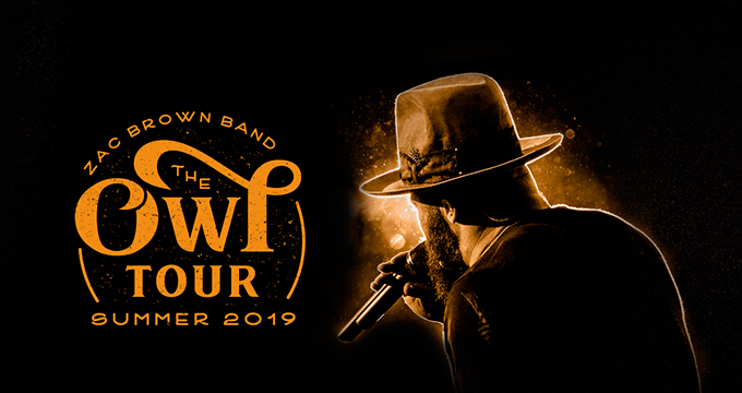 Zac Brown Band Summer Tour